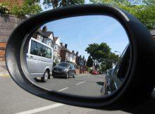 Как настроить зеркала заднего вида