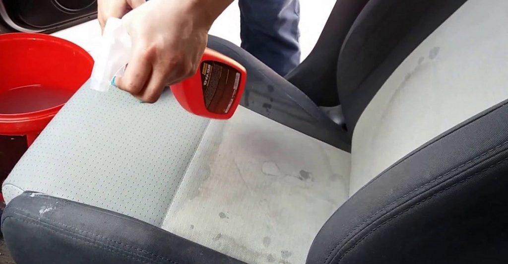 Мойка сидений автомобиля своими руками 72