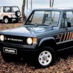 История Mitsubishi Pajero (Мицубиси Паджеро)