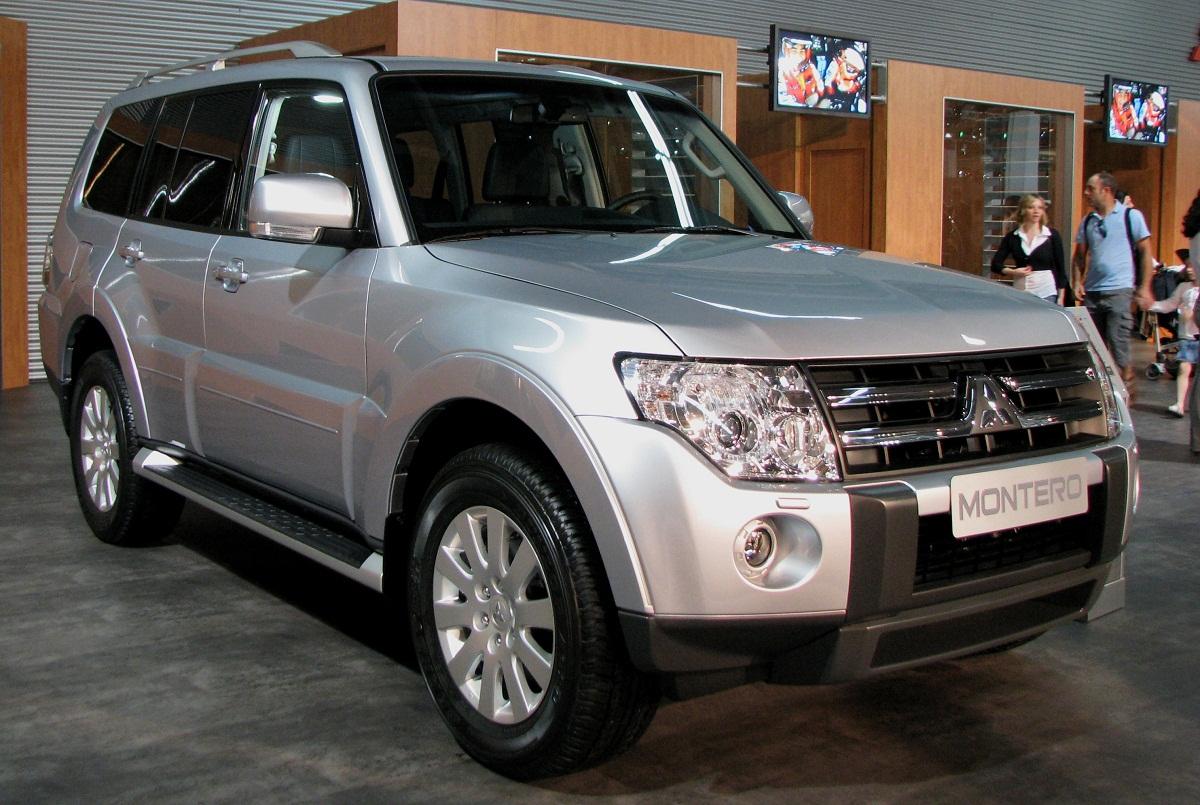 Mitsubishi Montero (Мицубиси Монтеро)