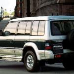 Тест-драв Mitsubishi Pajero Wagon 2.5 TD GL (Мицубиси Паджеро Вагон 2.5 TD GL)