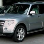 Как защитить Mitsubishi Pajero от угона