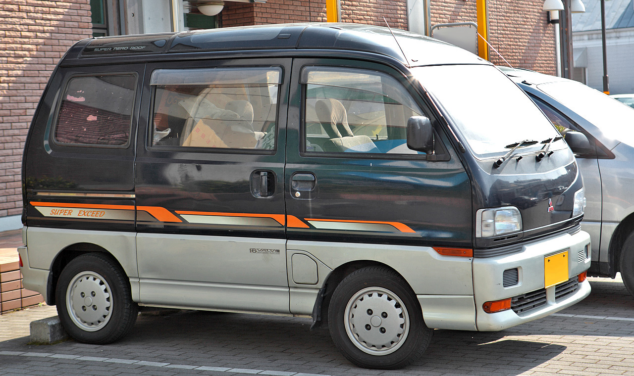 История Mitsubishi Bravo (Мицубиси Браво)