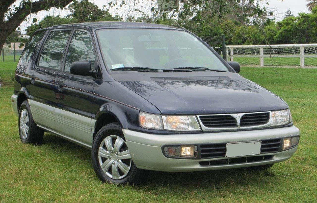 Mitsubishi Chariot 1991, Мицубиси Шариот 1991