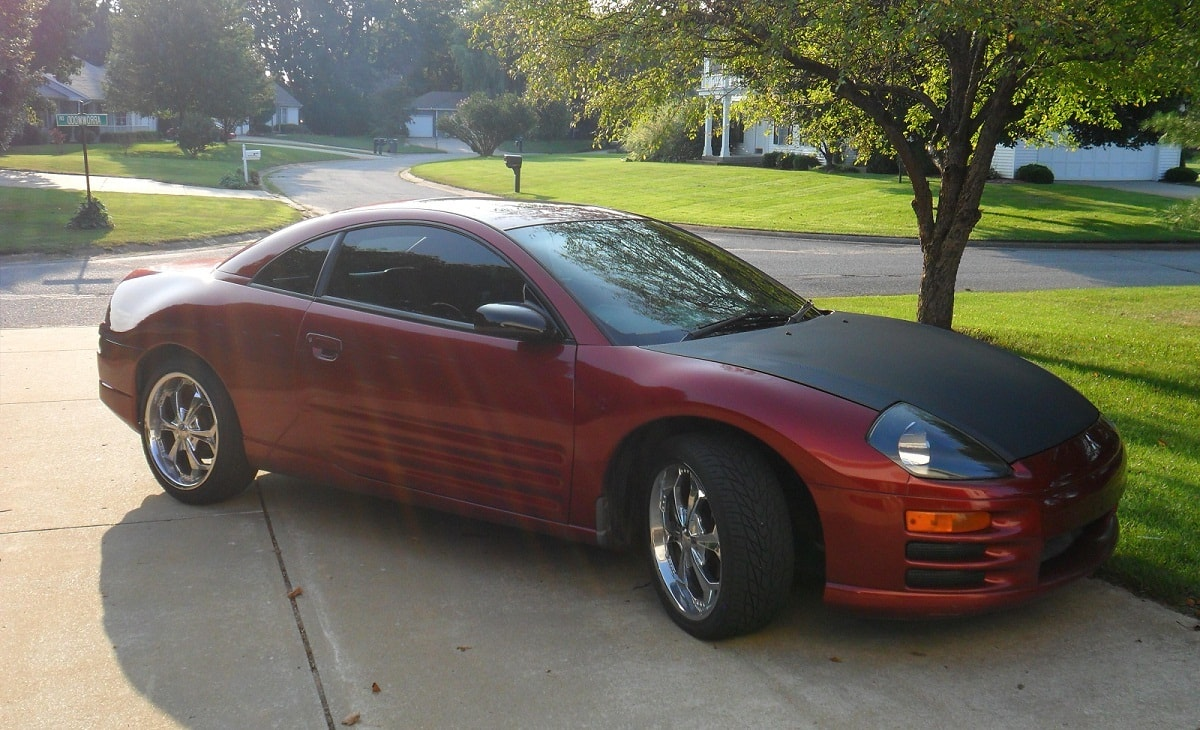 Mitsubishi Eclipse Coupe GS? Мицубиси Эклипс Коуп Джи Эс
