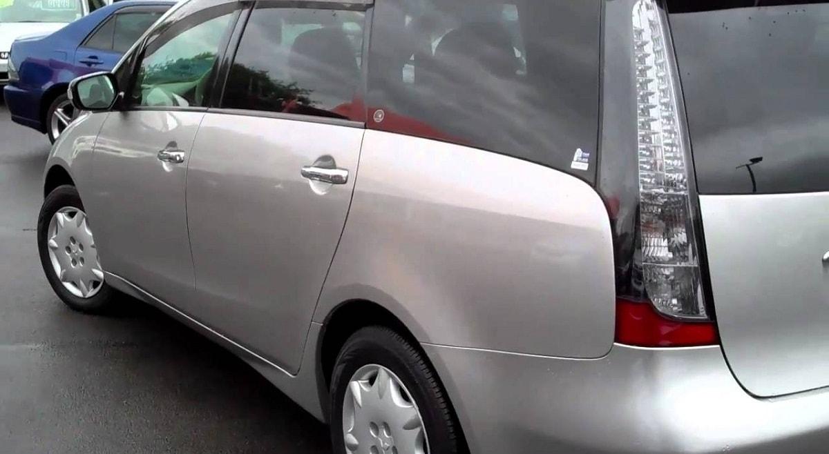 Mitsubishi Grandis 2.4, Мицубиси Грандис 2.4