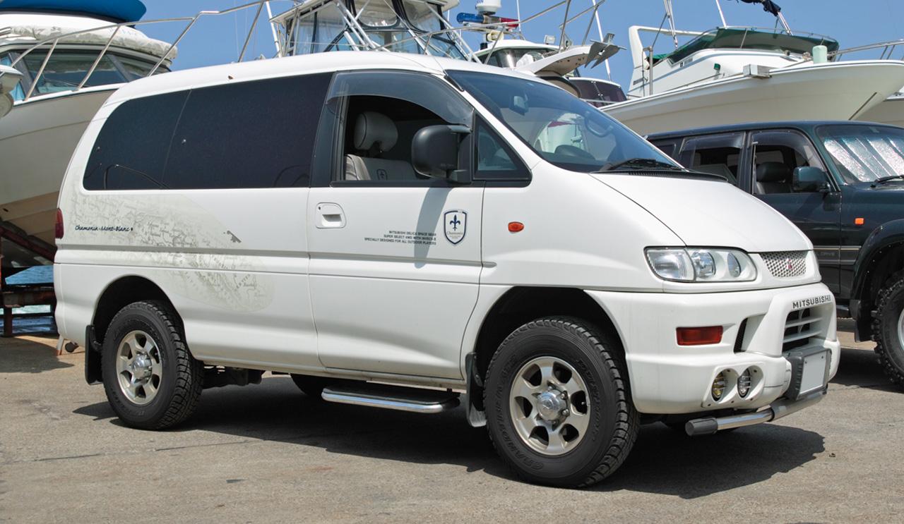 Mitsubishi L400, Мицубиси Л400