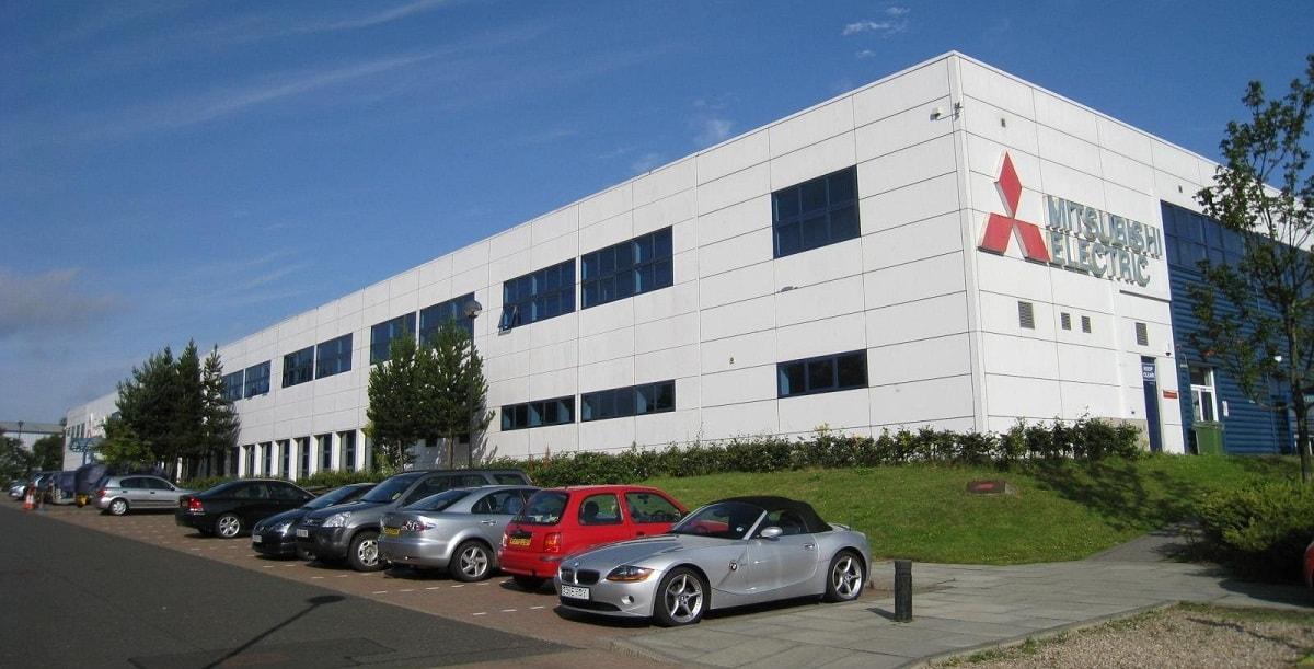 Mitsubishi Motors North America, завод Мицубиси в США