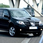 Mitsubishi Outlander Turbo (Мицубиси Аутлендер Турбо)
