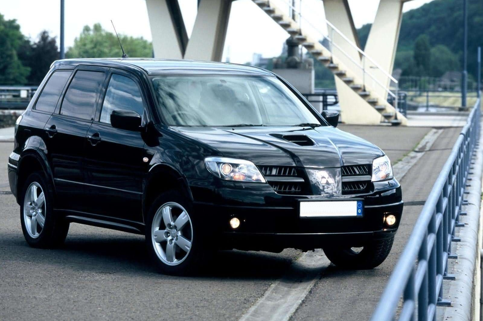 Mitsubishi Outlander Turbo, Мицубиси Аутлендер Турбо