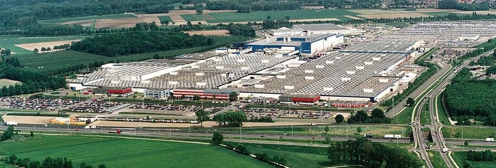 Nagoya Plant, завод Мицубиси в Японии