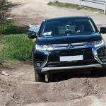 Тест-драйв Mitsubishi Outlander 2016 (Мицубиси Аутлендер 2016)