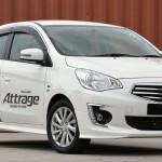 Mitsubishi Attrage (Мицубиси Атраж)