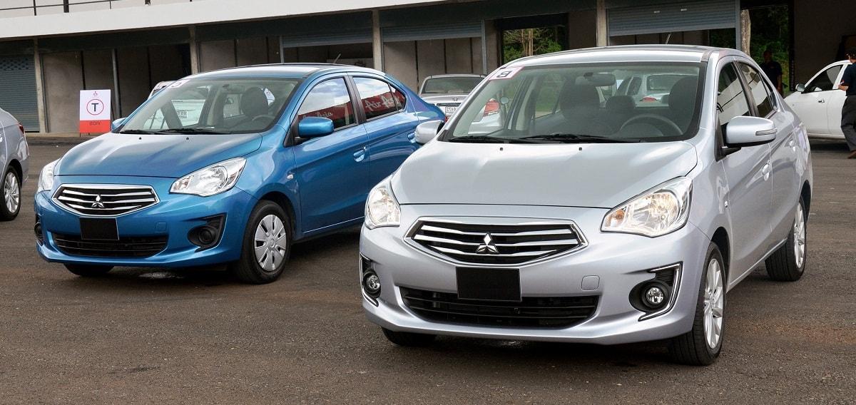 Mitsubishi Attrage, Митсубиси Атраж, Мицубиси Атраж