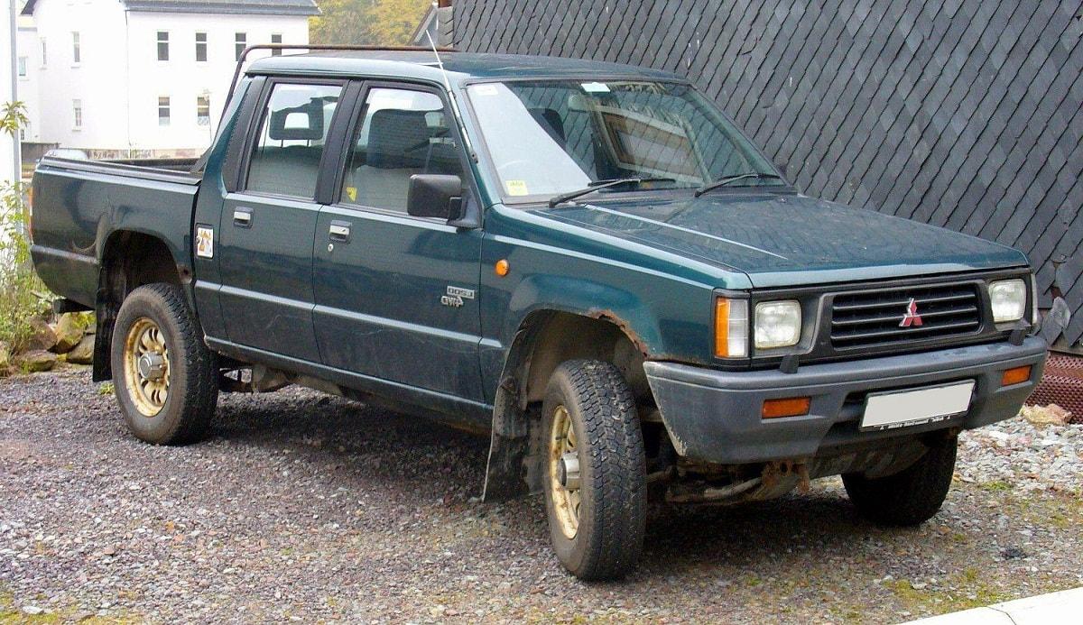 Mitsubishi L200, Мицубиси Л200