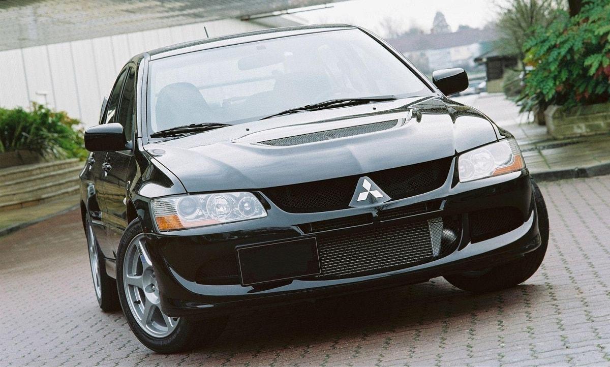 Mitsubishi Lancer 5, Мицубиси Лансер 5