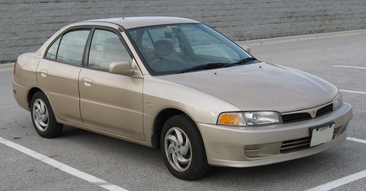 Mitsubishi Lancer 6