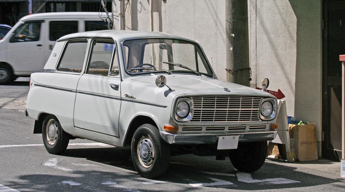 Mitsubishi Minica 1, Митсубиси Миника 1, Мицубиси Миника 1