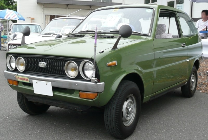 Mitsubishi Minica 3, Митсубиси Миника 3, Мицубиси Миника 3