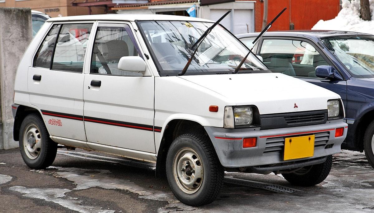 Mitsubishi Minica 5, Митсубиси Миника 5, Мицубиси Миника 5