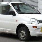 Mitsubishi Minica (Мицубиси Миника)