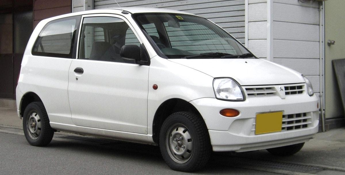 Mitsubishi Minica 8, Митсубиси Миника 8, Мицубиси Миника 8