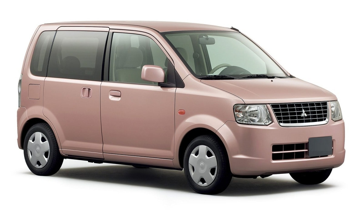 Mitsubishi eK, Митсубиси еК, Мицубиси еК