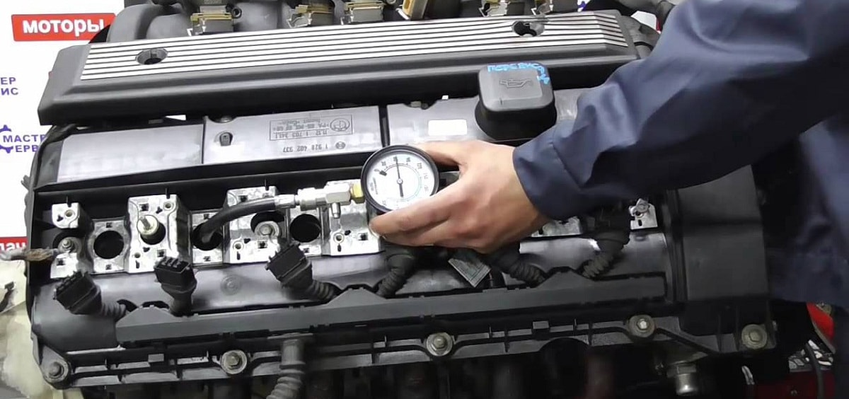Как проверить компрессию двигателя