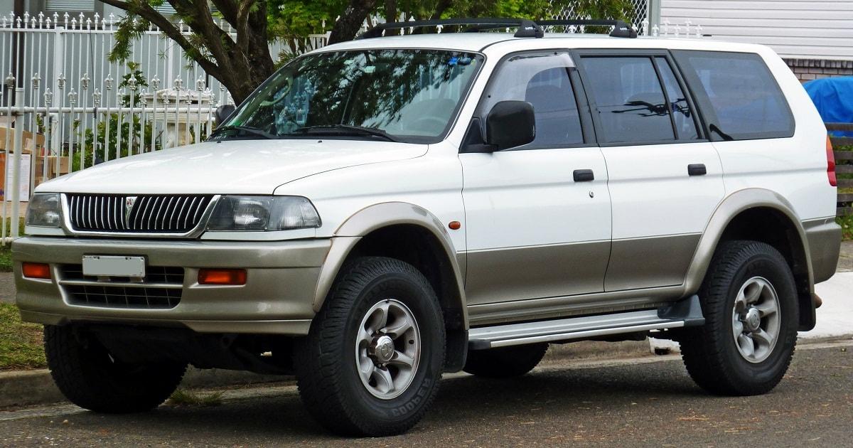 Mitsubishi Challenger, Митсубиси Челленджер