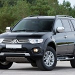 Mitsubishi Motors приостановила выпуск Паджеро Спорт в России