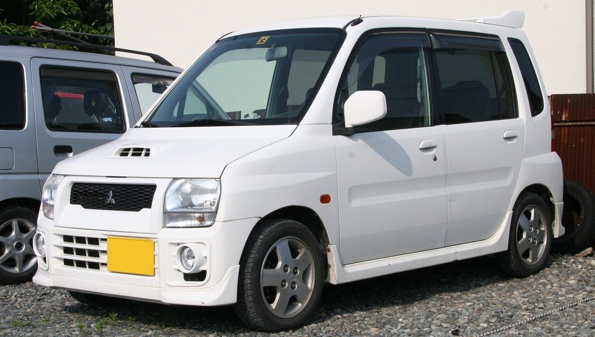 Mitsubishi Toppo, Митсубиси Топпо, Мицубиси Топпо