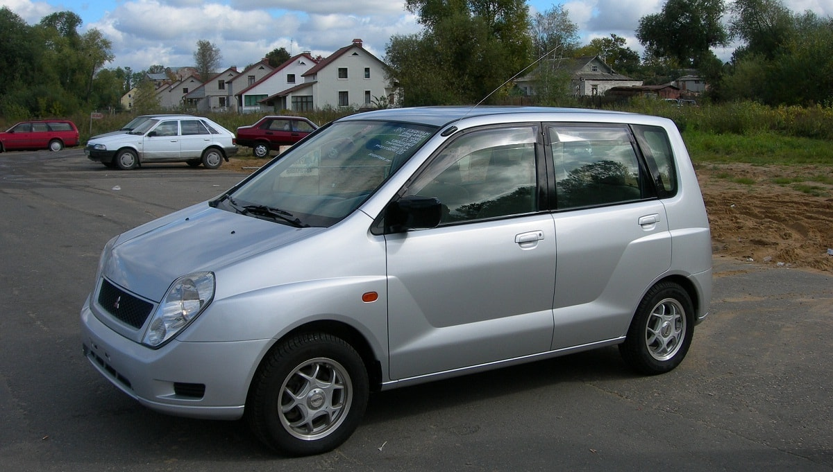 Mitsubishi Dingo, Мицубиси Динго, Митсубиси Динго