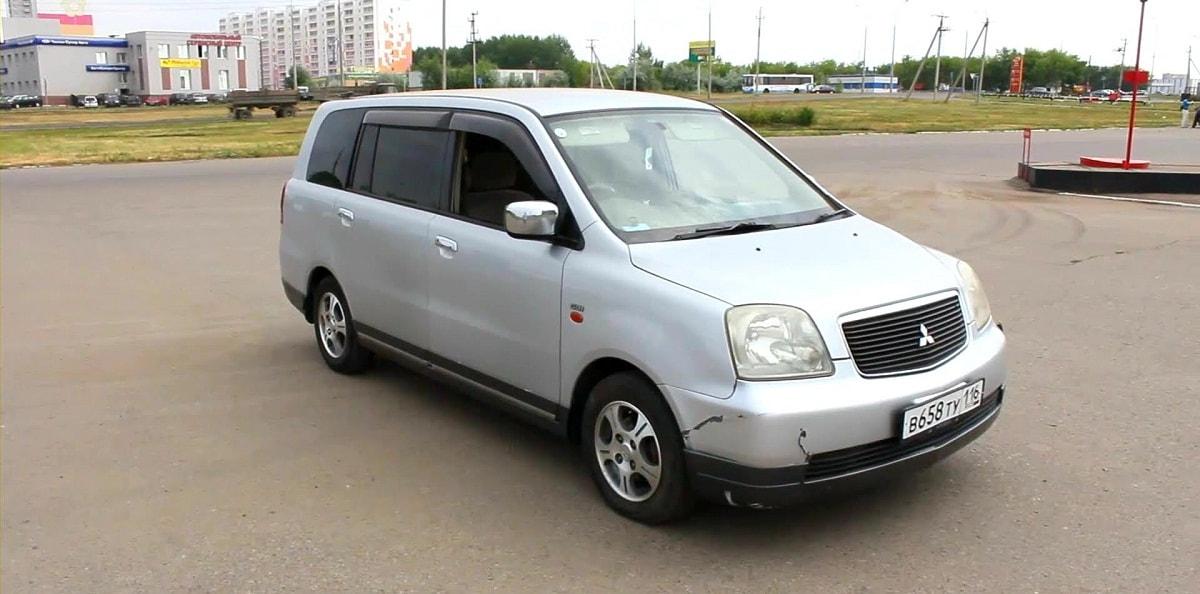 Mitsubishi Dion, Митсубиси Дион, Мицубиси Дион