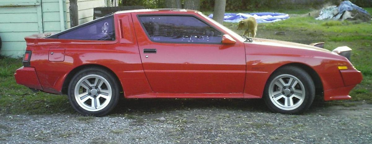 Mitsubishi Starion, Мицубиси Старион Митсубиси Старион