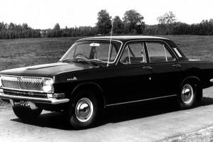 Volga GAZ-24, Волга ГАЗ-24
