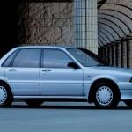 Mitsubishi Eterna (Мицубиси Этерна)