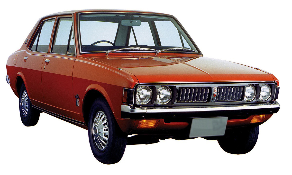 Mitsubishi Galant 1, Мицубиси Галант 1969