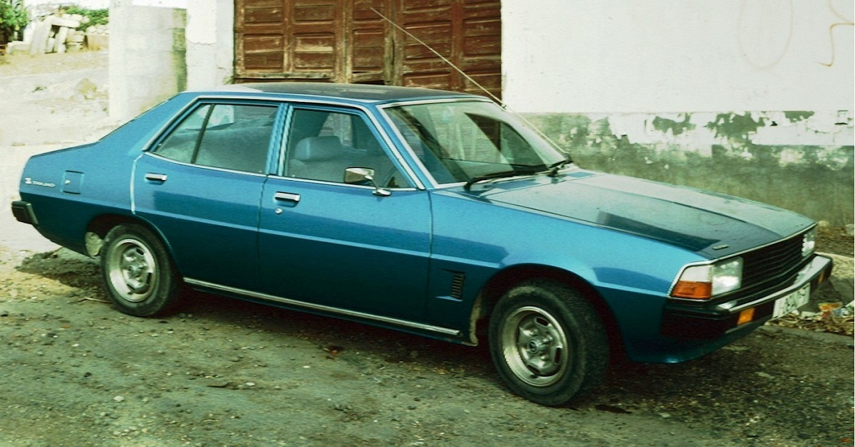 Mitsubishi Galant 3, Мицубиси Галант 1976
