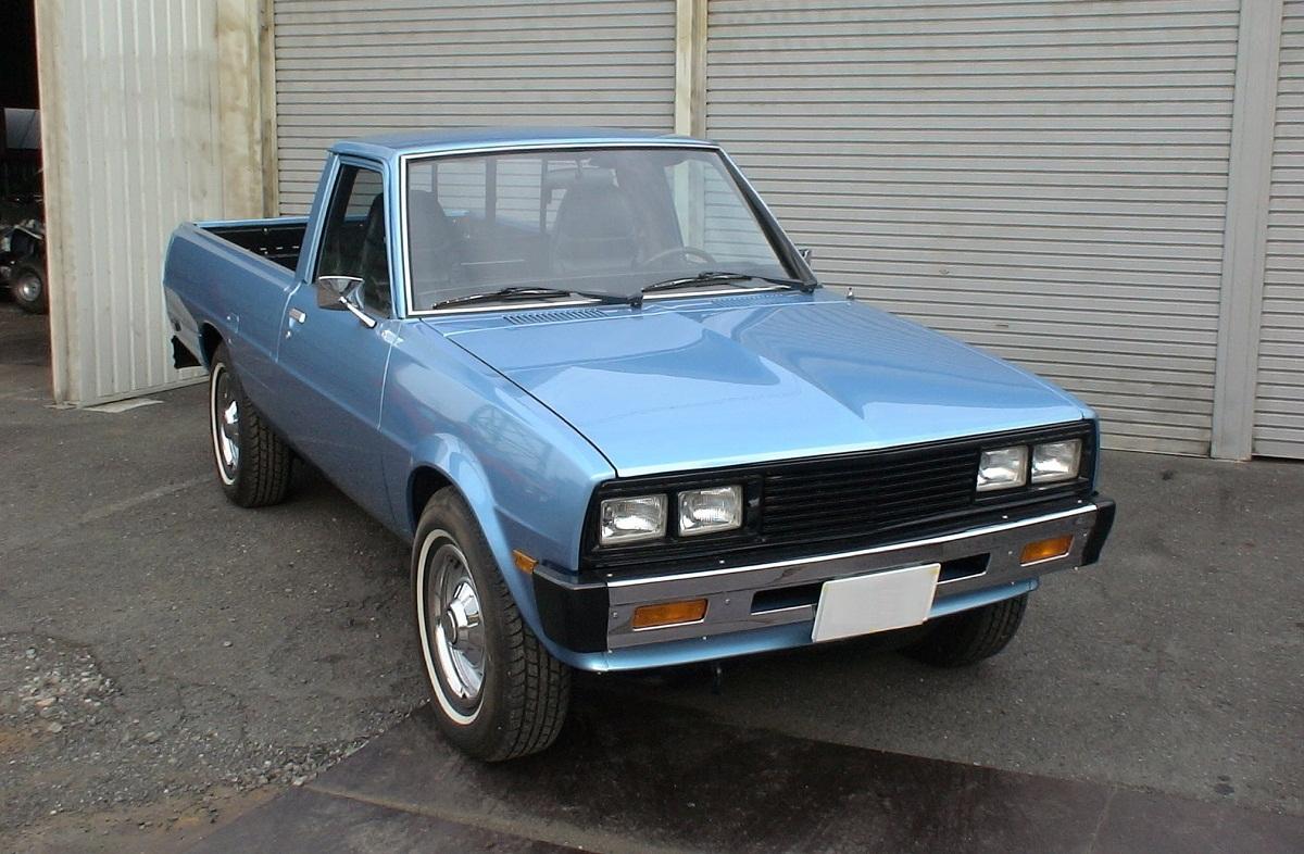 Mitsubishi L200 1986, Мицубиси Л200 1986, Митсубиси Л200 1986
