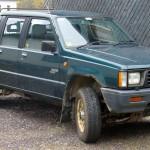 Mitsubishi L200 1996 (Мицубиси Л200 1996)