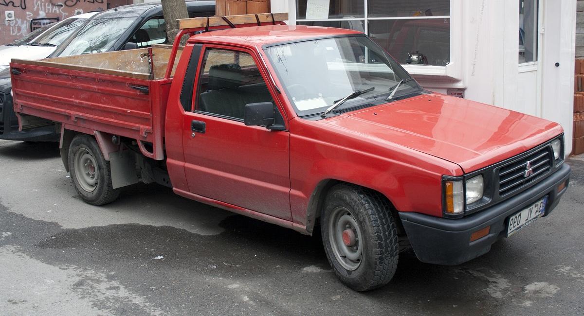 Mitsubishi L200 1996, Мицубиси Л200 1996, Митсубиси Л200 1996