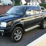 Mitsubishi L200 2006 (Мицубиси Л200 2006)