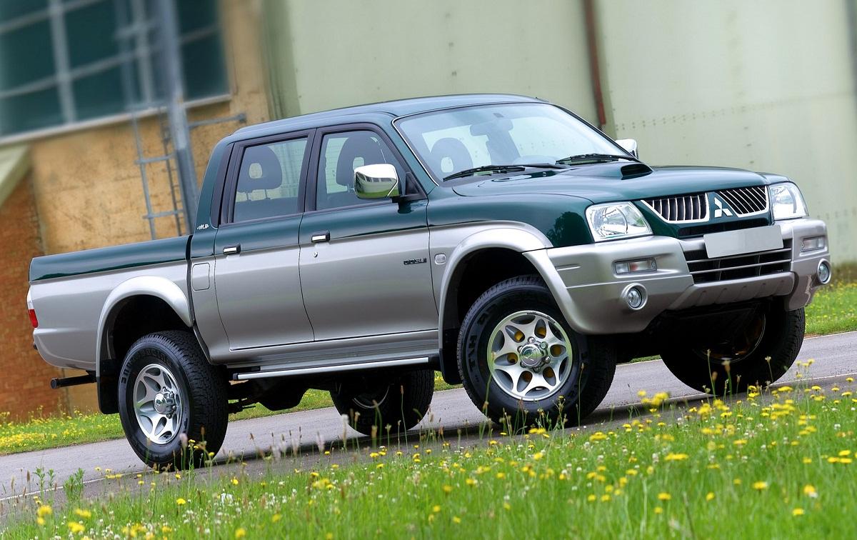 Mitsubishi L200 2006, Мицубиси Л200 2006, Митсубиси Л200 2006