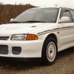 Mitsubishi Lancer Evolution 1 (Мицубиси Лансер Эволюшн 1)