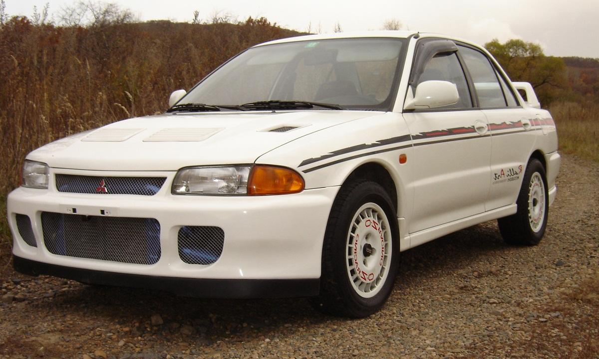Mitsubishi Lancer Evolution 1, Мицубиси Лансер Эволюшн 1 Мицубиси Лансер Эволюшн 1