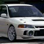 Mitsubishi Lancer Evolution 4 (Мицубиси Лансер Эволюшн 4)