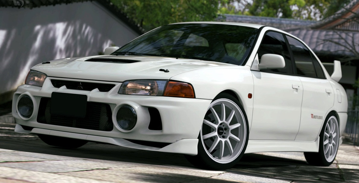 Mitsubishi Lancer Evolution 4, Мицубиси Лансер Эволюшн 4, Митсубиси Лансер Эволюшн 4