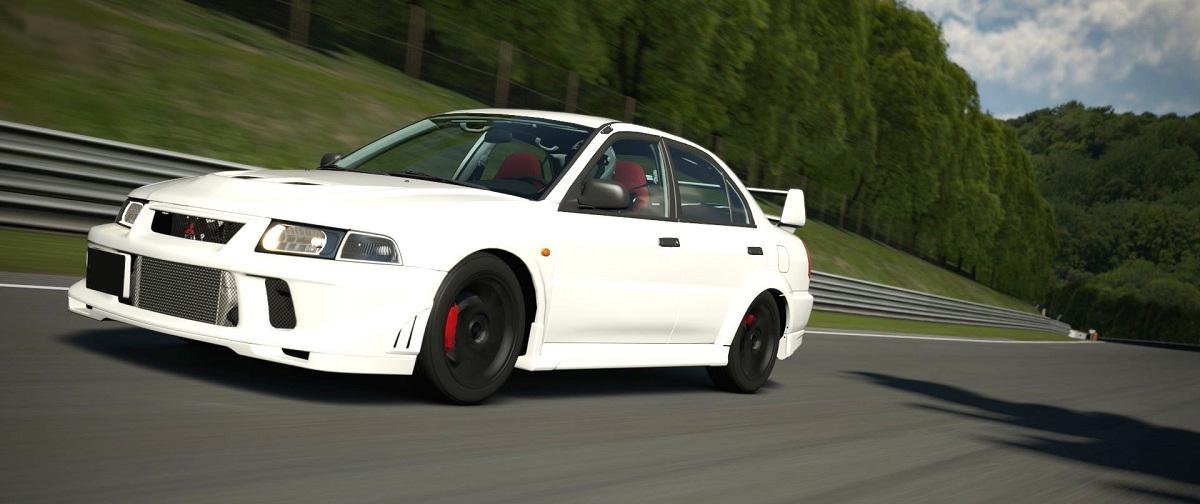 Mitsubishi Lancer Evolution 6, Мицубиси Лансер Эволюшн 6, Митсубиси Лансер Эволюшн 6