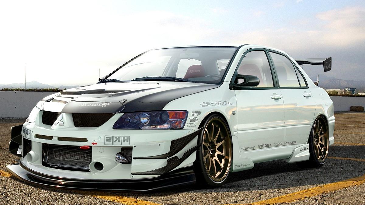Mitsubishi Lancer Evolution 7, Мицубиси Лансер Эволюшн 7, Митсубиси Лансер Эволюшн 7