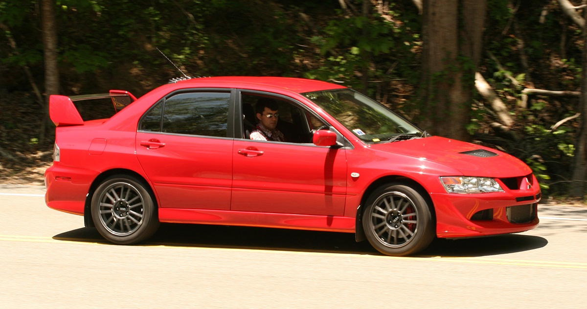 Mitsubishi Lancer Evolution 8, Мицубиси Лансер Эволюшн 8, Митсубиси Лансер Эволюшн 8